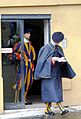 Swiss Guards in Vatican 03.JPG