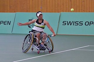 Yui Kamiji Japanese wheelchair tennis player