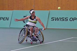 Yui Kamiji - Kamiji in Geneva in 2014