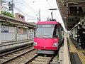 Tōkyū 305 at Matsubara Station.jpg