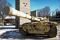 T-72M tank, Muscatatuck Urban Training Center.jpg