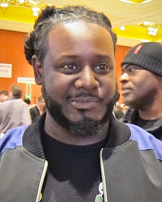 T-Pain - T-Pain at the 2011 Consumer Electronics Show in Paradise, Nevada.