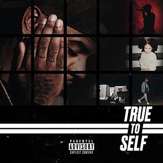 <i>True to Self</i> 2017 studio album by Bryson Tiller