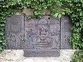 Tablica na murze Ewangelickiego Kościoła - panoramio.jpg