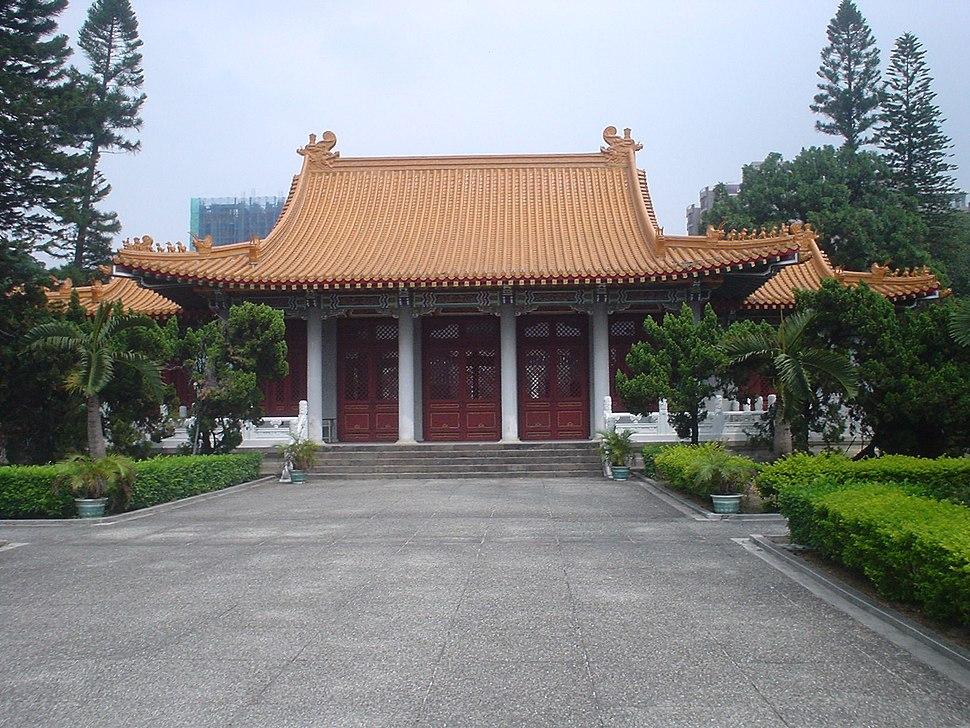 Taichung ROC Martyr's Shrine