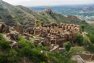 Takht-i-Bahi ruins