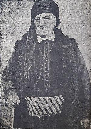 Tanyus Shahin - Portrait of Tanyus Shahin