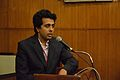 Tanmay Bir - Valedictory Session - Bengali Wikipedia 10th Anniversary Celebration - Jadavpur University - Kolkata 2015-01-10 3524.JPG