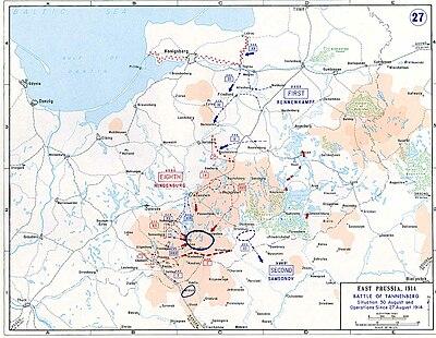 Восточной Пруссии[править
