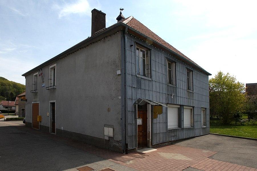Mairie de Tarcenay (Doubs).