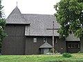 Tarnowo pałuckie-kościół drewniany z XIVw pod wezwaniem św.Mikołaja 01.jpg