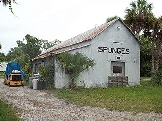 E. R. Meres Sponge Packing House - Image: Tarpon Springs FL Meres Sponge Packing House 03