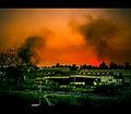 Taslima Nasreen Article City in Smokes 2010 Communal Violence Riot in Shimoga Karnataka India.jpg