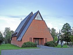 Tavelsjö Church