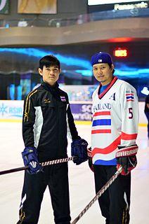 Thailand mens national ice hockey team