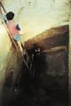 Tel Mchal, Deep Excavation 1980.png