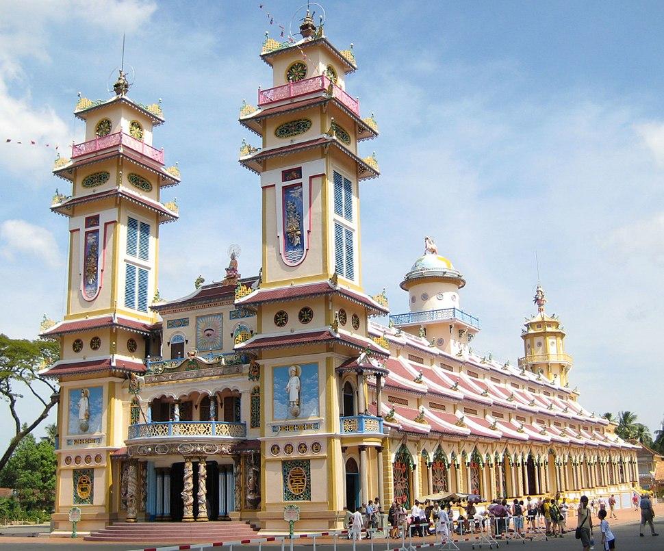 Temple Cao Dai