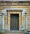 Temple Maçonnique de Montréalm porte principale.jpg