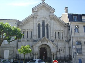 Image illustrative de l'article Temple protestant de Saintes