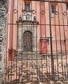 Templo de Nuestra Señora de la Merced de Mellado, Guanajuato Capital, Guanajuato - Reja.jpg