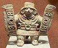Teotihuacán - Figur mit Federschilden.jpg