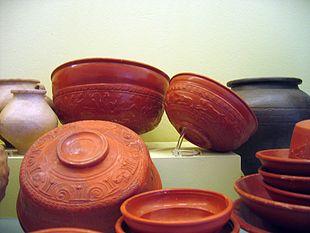 Ceramica sigillata wikipedia