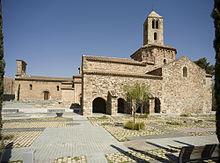 Conjunto monumental de las iglesias de san pedro de tarrasa wikipedia la enciclopedia libre - Arquitectos terrassa ...