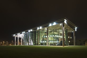 Nestor Bottino - Image: Texas A&M University Corpus Christi Performing Arts Center
