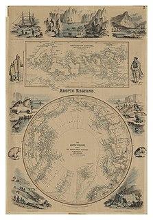 Northwest Passage the Sea route north of North America