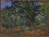 The Bodmer Oak, Fontainebleau Forest MET DT1560.jpg