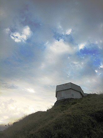 Mount Victoria (Auckland) - Image: The Bunker, Mt Victoria, Auckland