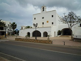 Village in Balearic Islands, Spain