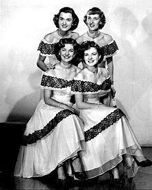 The chordettes wikipedia