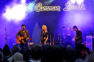 The Common Linnets - The Common Linnets at the 2017 blacksheep festival