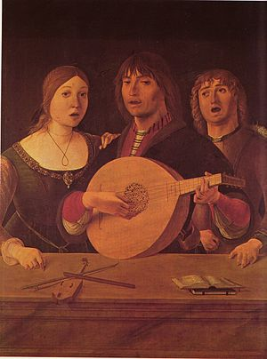 Francesco Costa - The Concert attributed to Costa