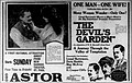 The Devil's Garden (1920) - Ad 2.jpg