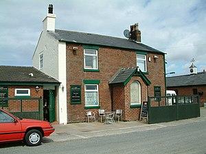 Longton, Lancashire - Image: The Dolphin Inn geograph.org.uk 153622