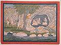 The Five Siddhas Make Their Way to the Kailasha Mountains (6124523291).jpg