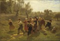 The Game (August Malmström) - Nationalmuseum - 18618.tif