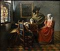 The Glass of Wine by Vermeer - Gemäldegalerie - Berlin - Germany 2017 (2).jpg
