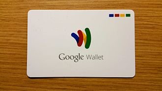 Google Pay Send - The Google Wallet card before 2015