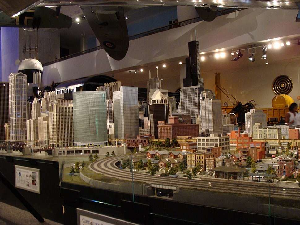 The Great Train Story, June 7 2008
