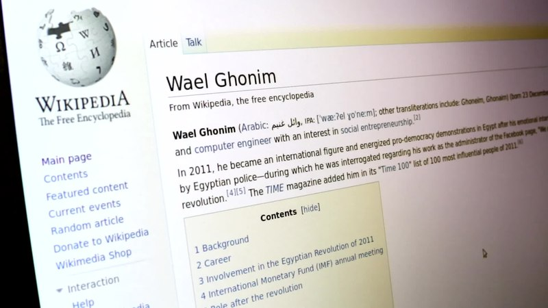 File:The Impact of Wikipedia - Salah Almhamdi.webm