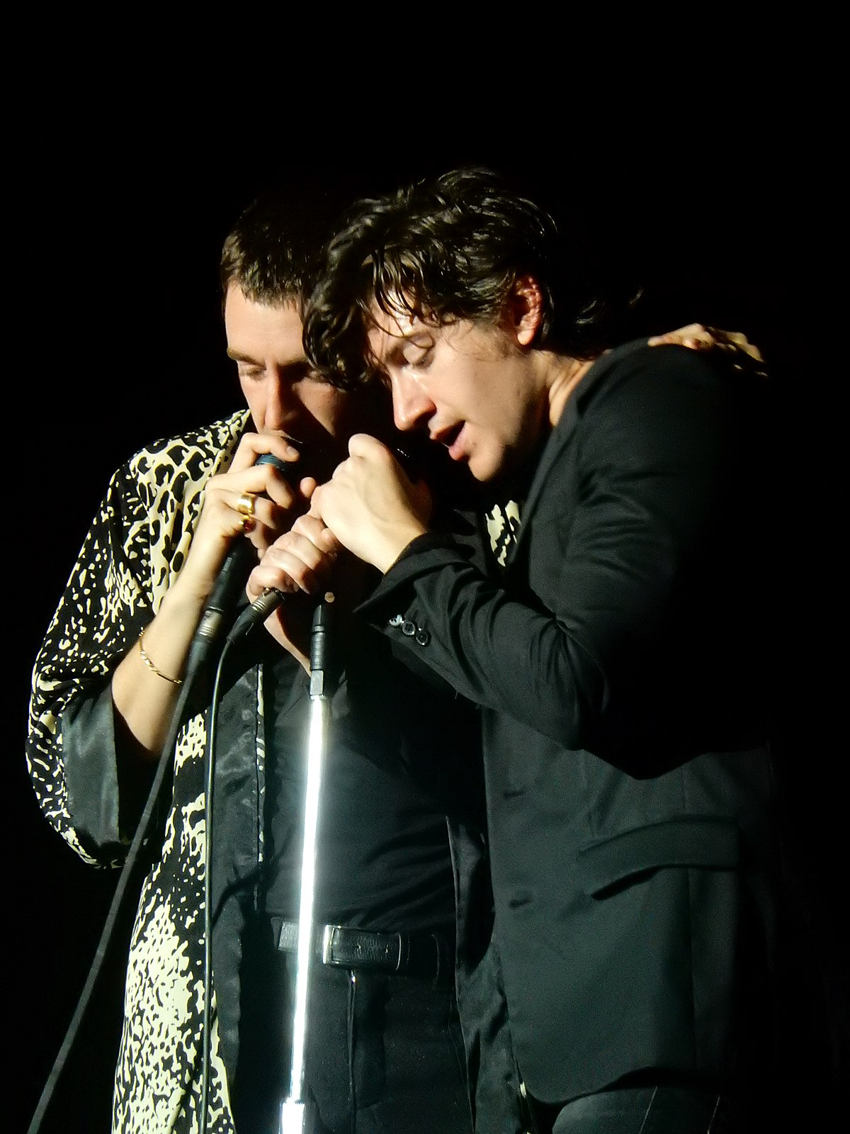 The Last Shadow Puppets Wikipedia