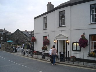 Beeny - The Old Manor House restaurant