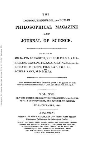 File:The Philosophical Magazine - 7th Series - Volume 1