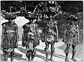 The Poro Secret Society, Groups of Jasso men Wellcome M0005354.jpg