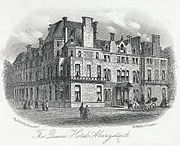 The Queen's Hotel, Aberystwith