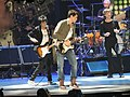 The Rolling Stones with John Mayer, Prudential Center 2012-12-13.jpg