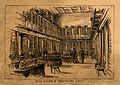 The Royal College of Surgeons, Lincoln's Inn Fields, London; Wellcome V0013487.jpg